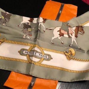 Hermès scarf new
